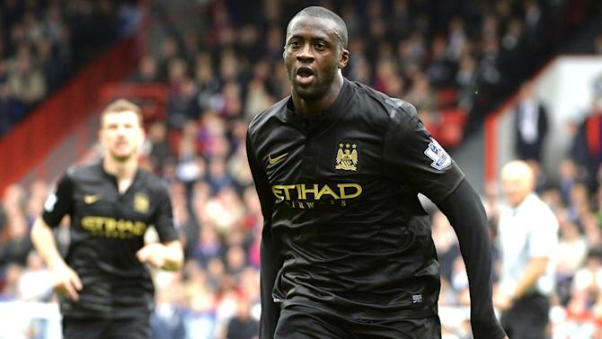 Premier League - Yaya Toure: I will honour my contract at City