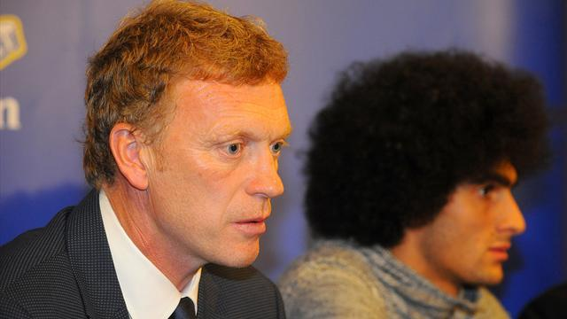 Premier League - Paper Round: Moyes blasts Everton 'ruining careers' of Fellaini and Baines