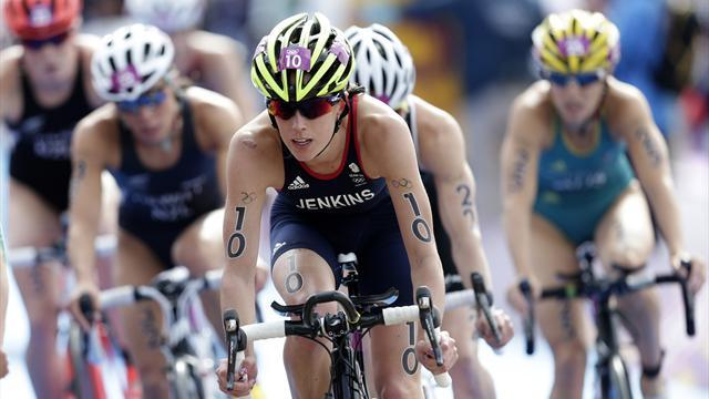 Triathlon - Jenkins came close to retirement ahead of World Series return