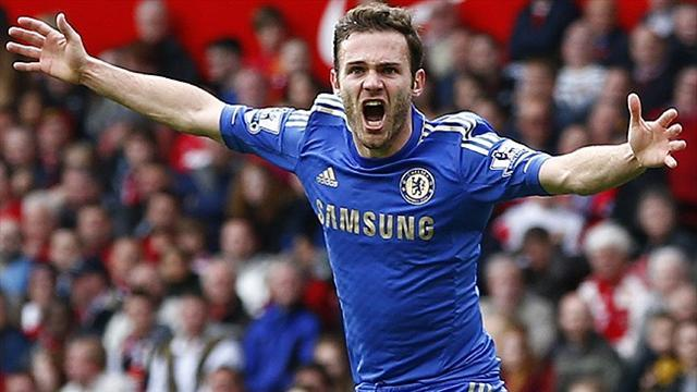 Premier League - Why would anyone swap Mata for Rooney?