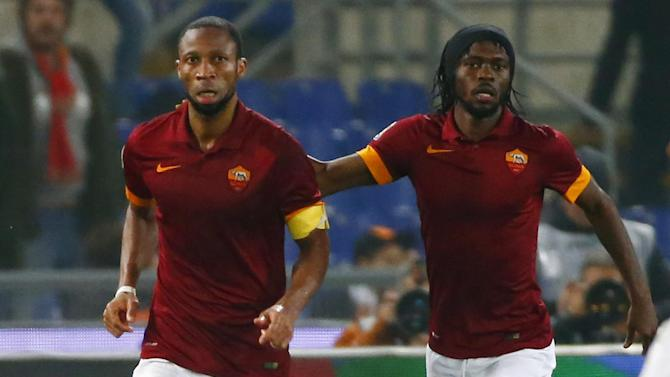 Serie A - Gervinho ruled out for three weeks