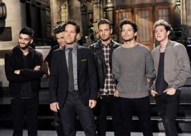 'Saturday Night Live' Ratings Rebound With Paul Rudd