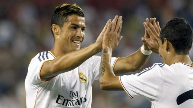 Liga - Di Maria 'always wanted to stay'