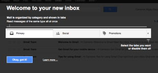 Can Telemarketing Fix the Gmail Tab? image gmail tabs 2