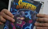 'Superhobo' Comic Book Hero Helps Homeless