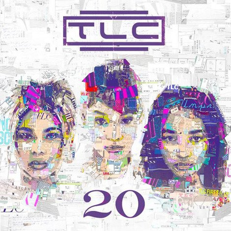 TLC's new album cover '20' still features Left Eye