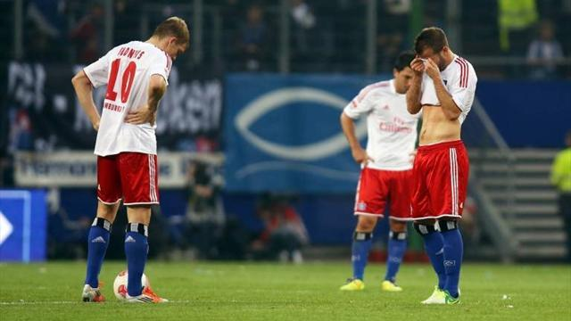 Bundesliga: Hamburg revival ends with loss to Stuttgart