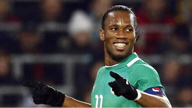 Football - Drogba on target as Ivory Coast beat Senegal
