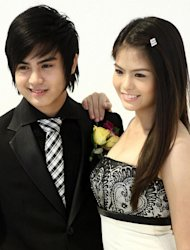 Bea Binene and Jake Vargas (NPPA Images)