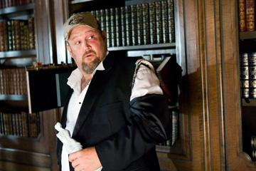 Larry the Cable Guy in Lionsgate Films' Witless Protection