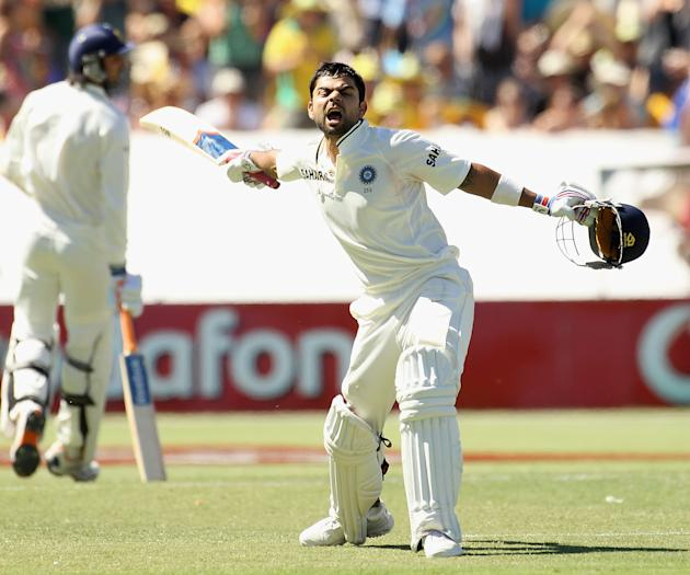 Australia v India - Fourth Test: Day 3