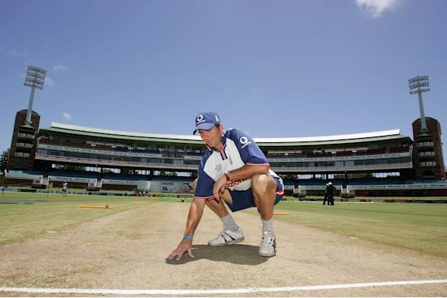 England Nets in Port Elizabeth