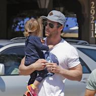 Chris Hemsworth y su hija India