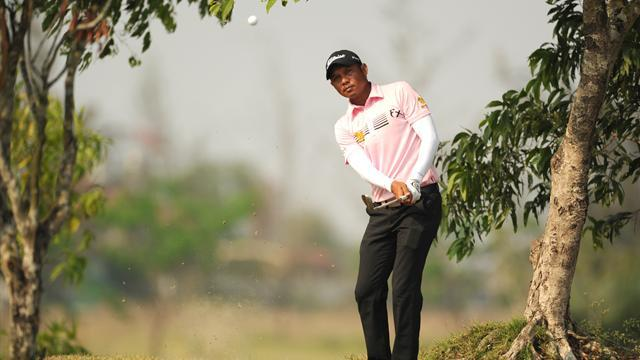 Golf - Chawalit edges ahead of Thai logjam in Myanmar