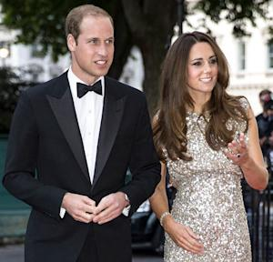 Kate Middleton, Prince William Stay Indoors at Kensington Palace During Massive St. Jude Storm