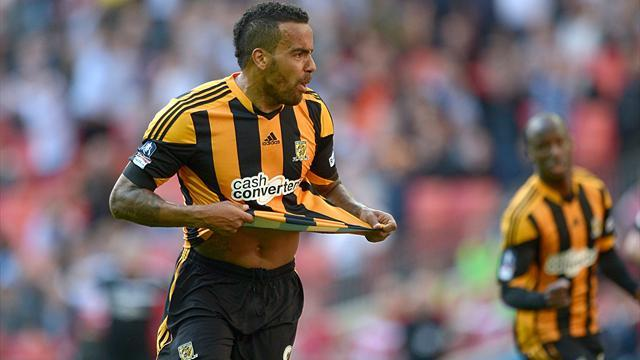 FA Cup - Hull set up final showdown with Arsenal after chaotic eight-goal semi