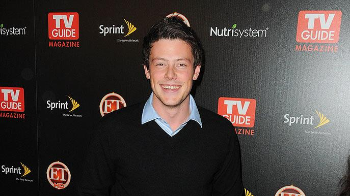 Monteith Cory TV Guide Hot Prty