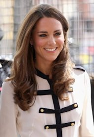 Kate Middleton doesn't want to be a style icon. Photo by Getty Images