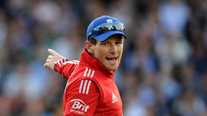 Cricket - Eoin Morgan File Photo