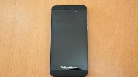 The Blackberry Z10