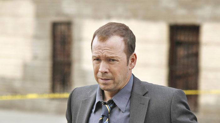"Donnie Wahlberg stars as Danny in  ""Blue Bloods."""