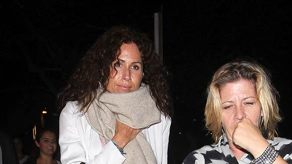 Minnie Driver Adele Cncrt