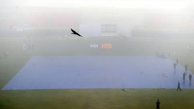 Cricket - Opening day washed out in Mohali