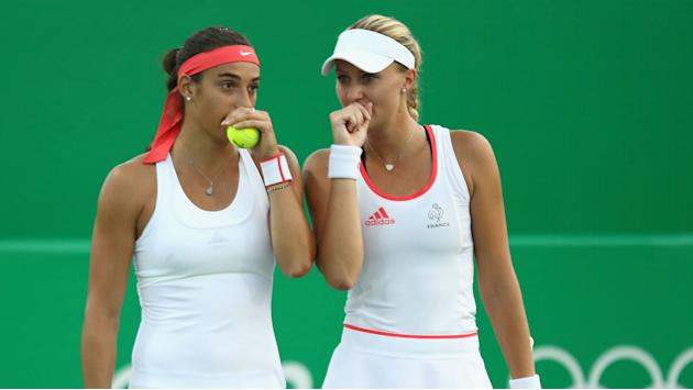 Mladenovic, Garcia and Paire provisionally suspended by FFT
