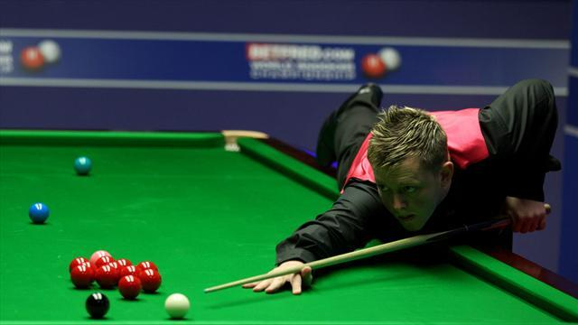 Snooker - Allen sets up Robertson clash at Masters