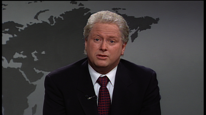 Weekend Update: Bill Clinton reviews Absolute Power