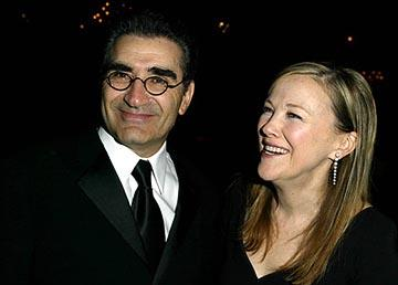 Eugene Levy and Catherine O'Hara Governor's Ball 76th Academy Awards - 2/29/2004