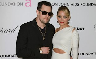 Joel Madden Says 'I'm So Lucky' To Have Nicole Richie