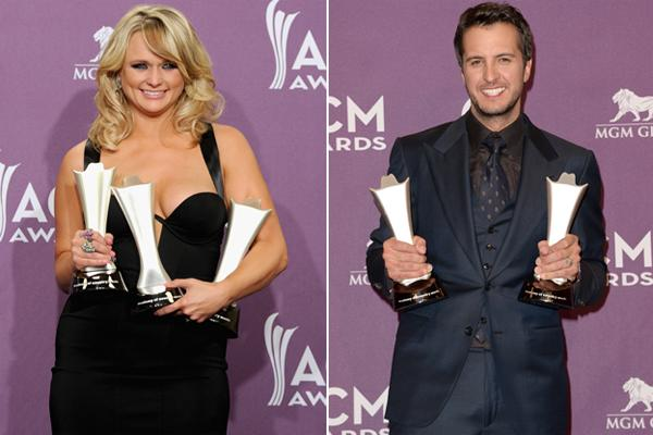 2013 ACM Awards: Miranda Lambert and Luke Bryan Win Big