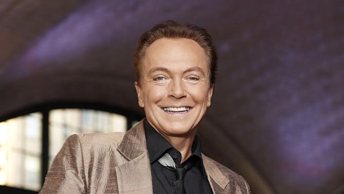 "David Cassidy competes in ""The Celebrity Apprentice."""