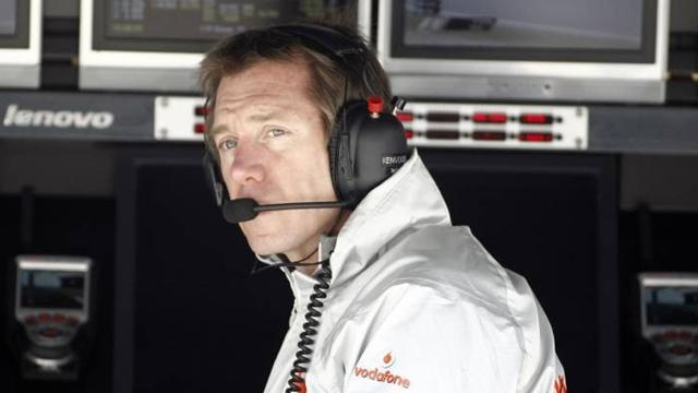 Formula 1 - Goss promoted at McLaren, Lowe on way out