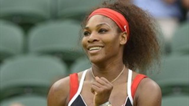 Rivals convinced Serena is unstoppable
