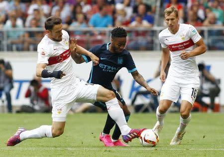 VfB Stuttgart v Manchester City - Pre Season Friendly