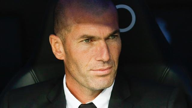Liga - Zidane: I'm ready to become a manager