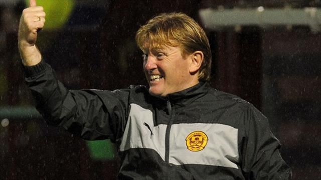Football - McCall reveals in Well honours