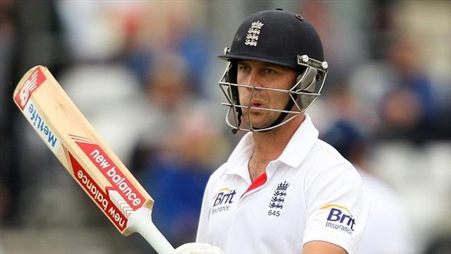 Ashes - Jonathan Trott pulls out of Australia tour with stress