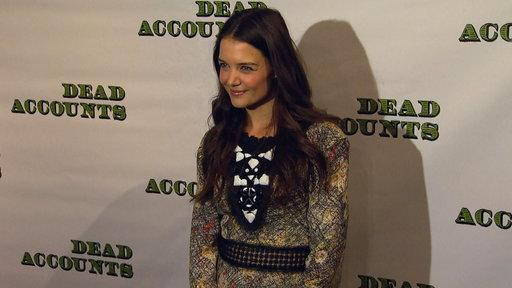 Katie Holmes Returning to TV