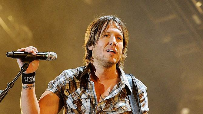 Keith Urban CMA Music Festival