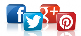 Facebook Scores Huge With Holiday WebsiteTraffic, While Pinterest Flops image Social 310x138