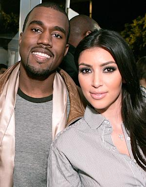 """Kim Kardashian: I'm """"So Blessed and Lucky"""" to Be Pregnant With Kanye West's Baby"""