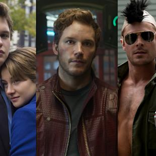 MTV Movie Award Nominees: 'Guardians of the Galaxy,' 'Neighbors,' 'Fault in Our Stars' Among Top Contenders