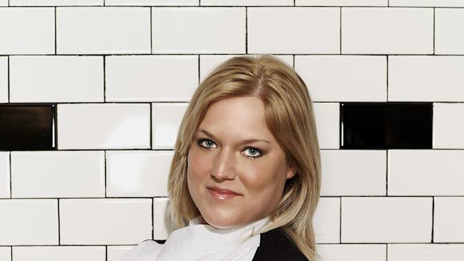 """Natalie Blake (Harrodsburg, KY) is a contestant on the Red Team on the 9th season of """"Hell's Kitchen."""""""