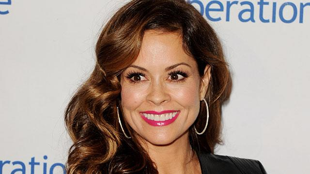 Brooke Burke-Charvet Involved in Car Crash