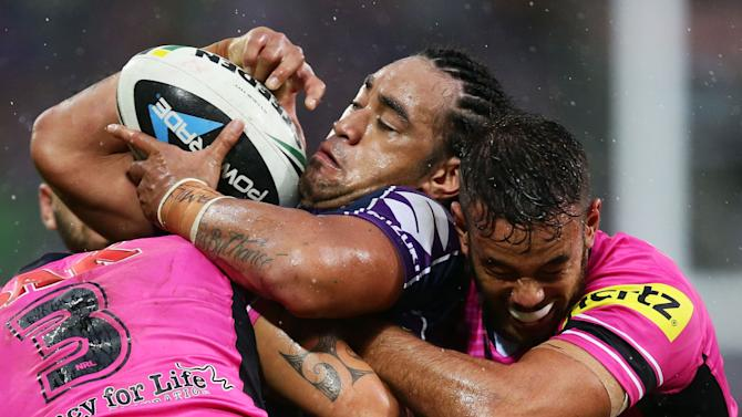 NRL Rd 2 - Storm v Panthers