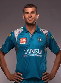 Ishwar Pandey , Pune Warriors ;