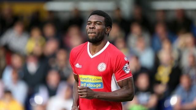 Football - Odejayi back with Stanley